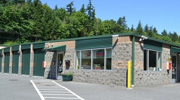 AAA Camano Island storage rental office