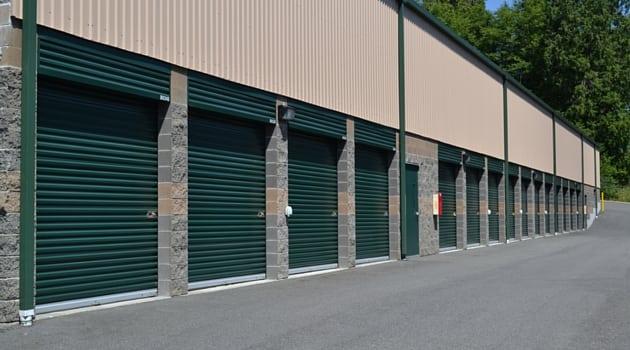 Large storage units AAA Camano Heated Storage