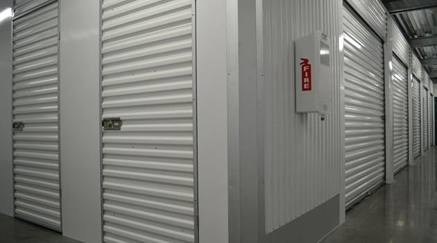 Camano Island, WA heated storage