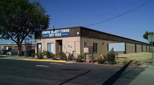 Atwater Security Storage Atwater, CA