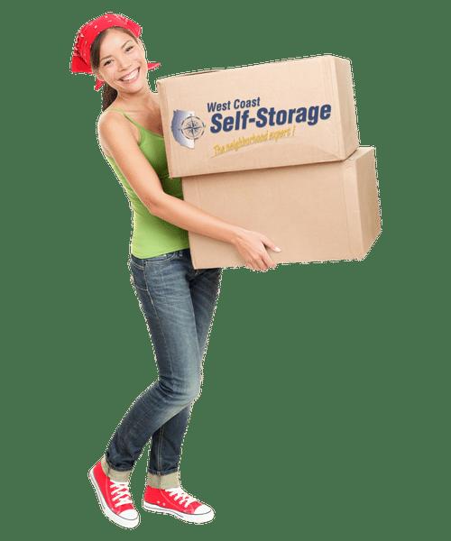 Reserve storage online with no credit card at westcoastselfstorage.com