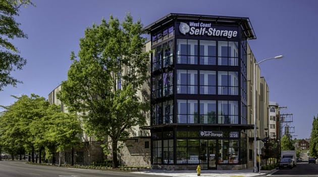 West Coast Self-Storage Columbia City, Mt. Baker, Beacon Hill area storage rentals in Seattle