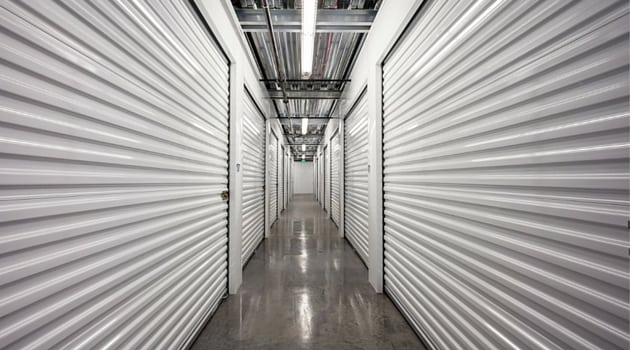 Seattle heated storage units