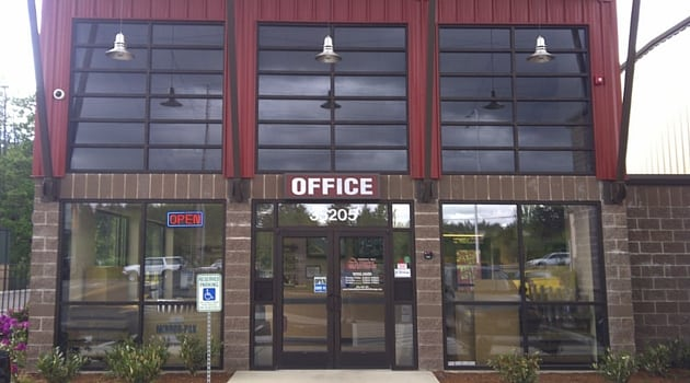 Federal Way Heated Self Storage rental office