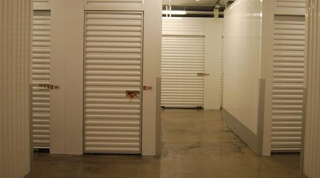 Federal Way Heated Self Storage interior storage units