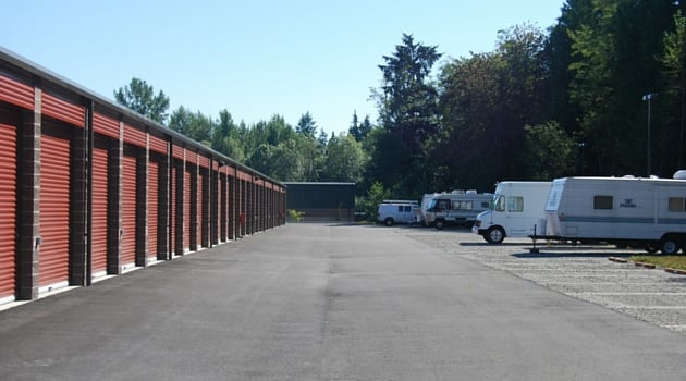 RV and boat storage in Federal way, WA