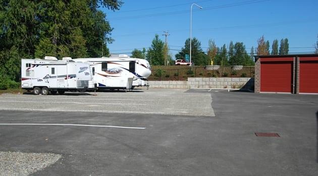 RV storage spaces Federal Way, WA