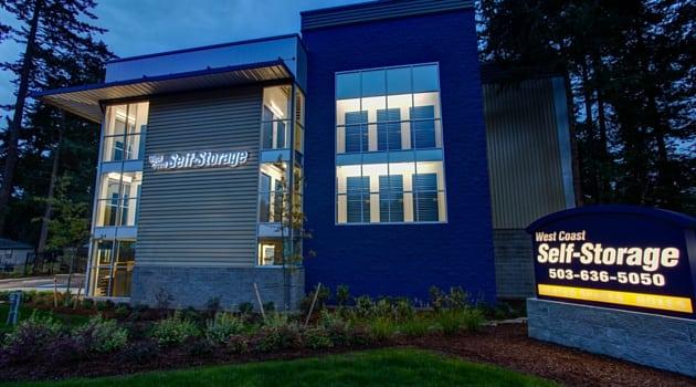 West Coast Self-Storage 5650 Rosewood St, Lake Oswego, OR