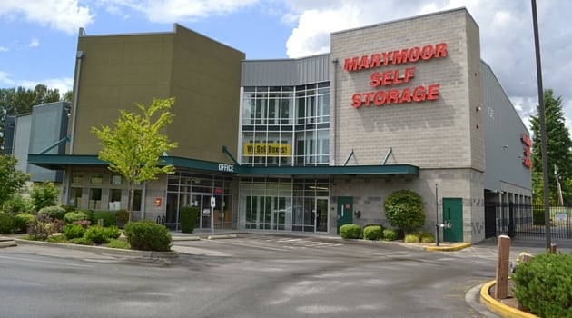 Marymoor Self Storage Redmond, WA