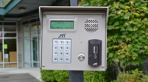 Secure Redmond, WA self storage digital access