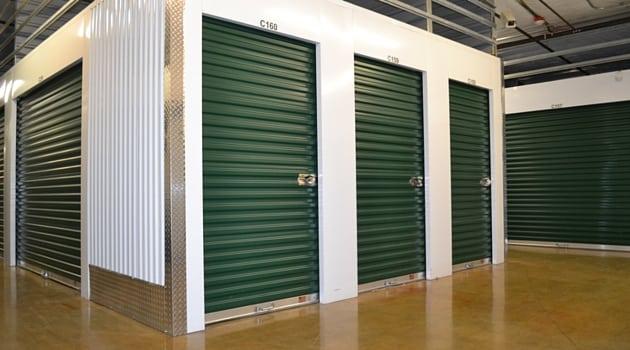 Marymoor Self Storage has heated storage units