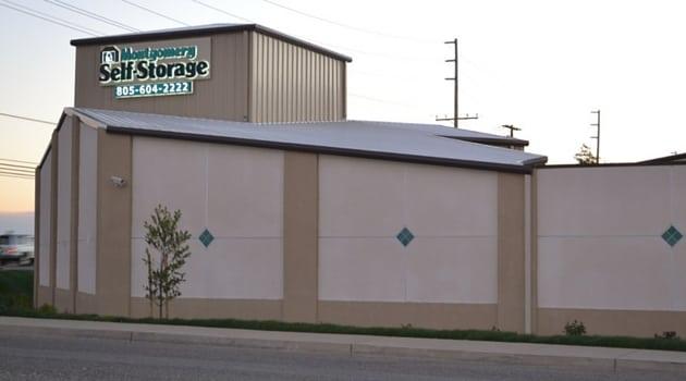 Montgomery Self-Storage Oxnard, CA