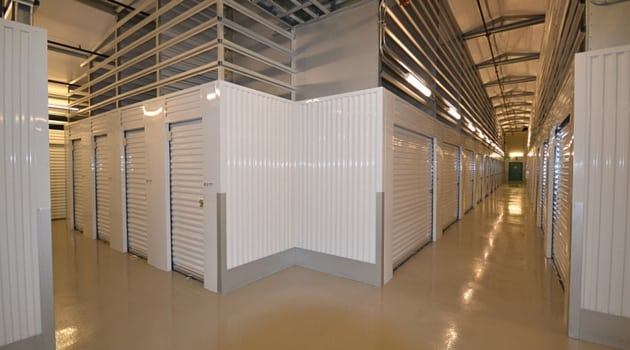 Climate controlled storage units Montgomery Self Storage Oxnard
