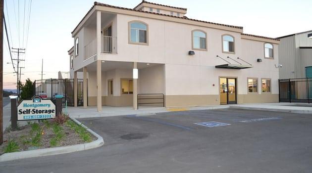 Oxnard storage rental office