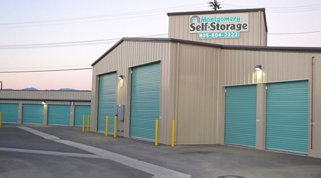 Large enclosed rv storage space Oxnard, CA