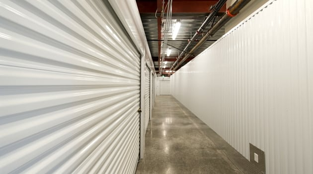 Red Way Self-Storage heated storage units