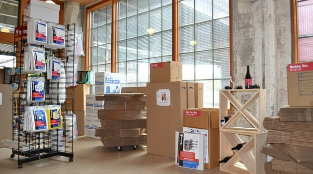 Portland moving boxes and wine shipping boxes and supplies
