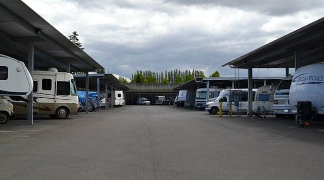 Safeguard Self Storage, RV storage Kent, WA