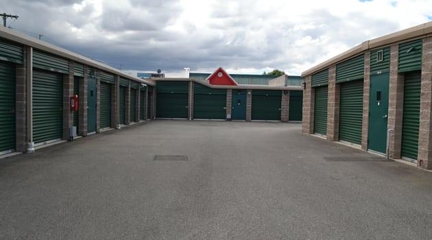 Drive up access storage Kent, WA