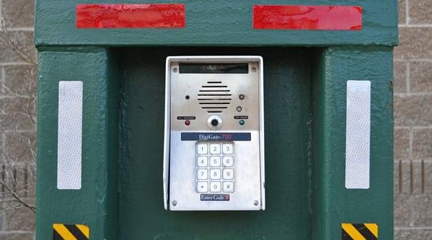Safeguard self storage secure digital access