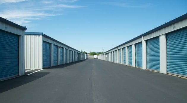 Drive up access storage rentals in Sherwood, OR