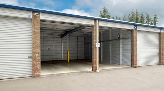 Sound Storage of Mill Creek, Washington storage units 7