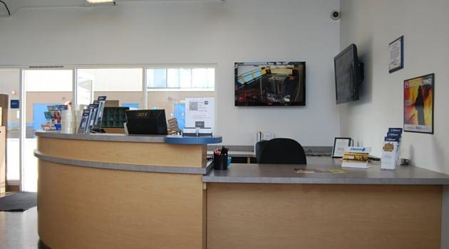 Costa Mesa storage rental office