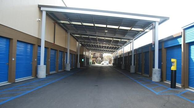 West Coast Self-Storage Costa Mesa California storage units 1