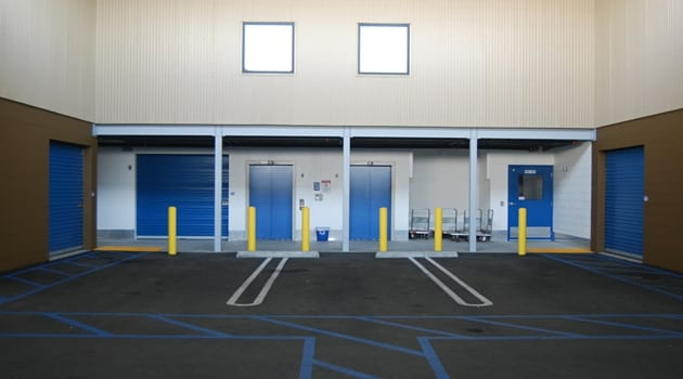 West Coast Self-Storage Costa Mesa California storage units 2