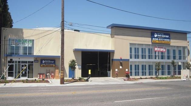West Coast Self-Storage San Jose, CA