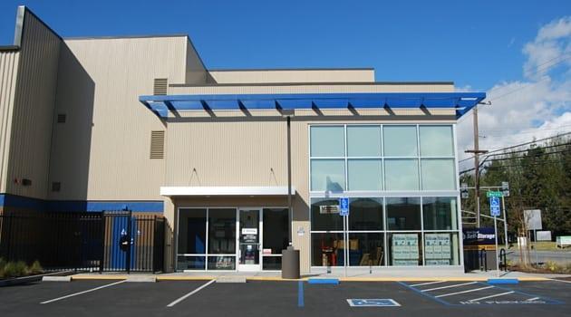 Our Santa Clara storage rental office