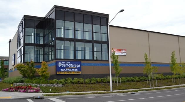 West Coast Self-Storage Vancouver in Vancouver, WA 164th Ave storage units 1