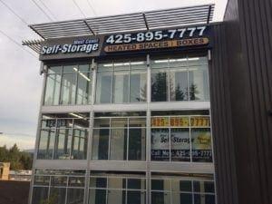 West Coast Self-Storage Bellevue, WA