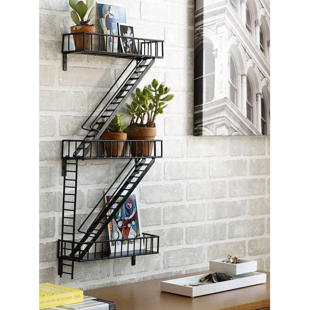 fire-escape-shelf
