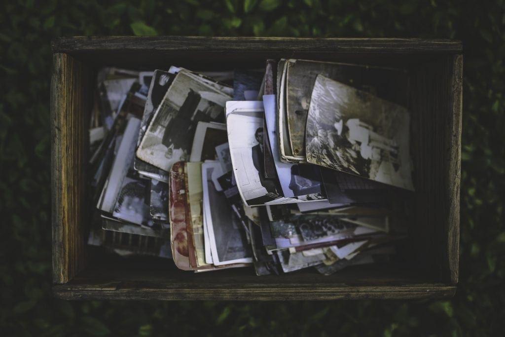 destroyed photos
