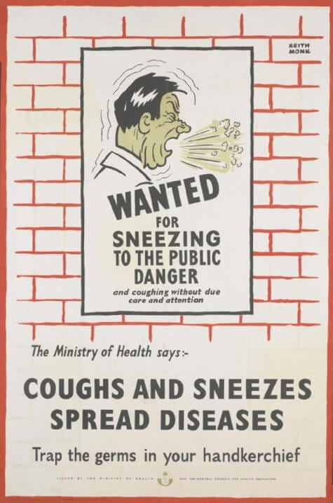 Coughs and Sneezes Poster