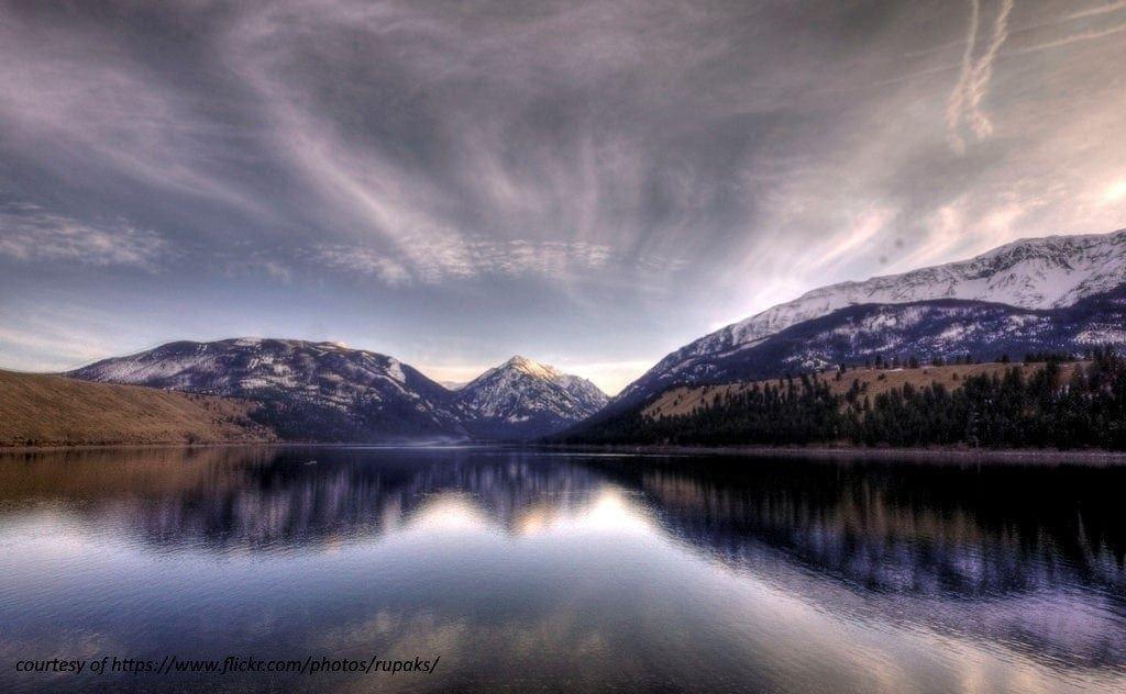 Wallowa Lake - courtesy of Rupaks