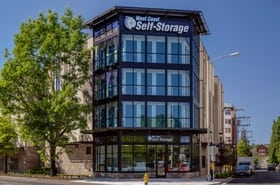 West Coast Self-Storage Columbia City Seattle, Washington map