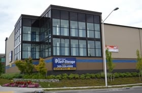 West Coast Self-Storage of Vancouver, 501 SE 164th Ave, Vancouver ,Washington storage units map