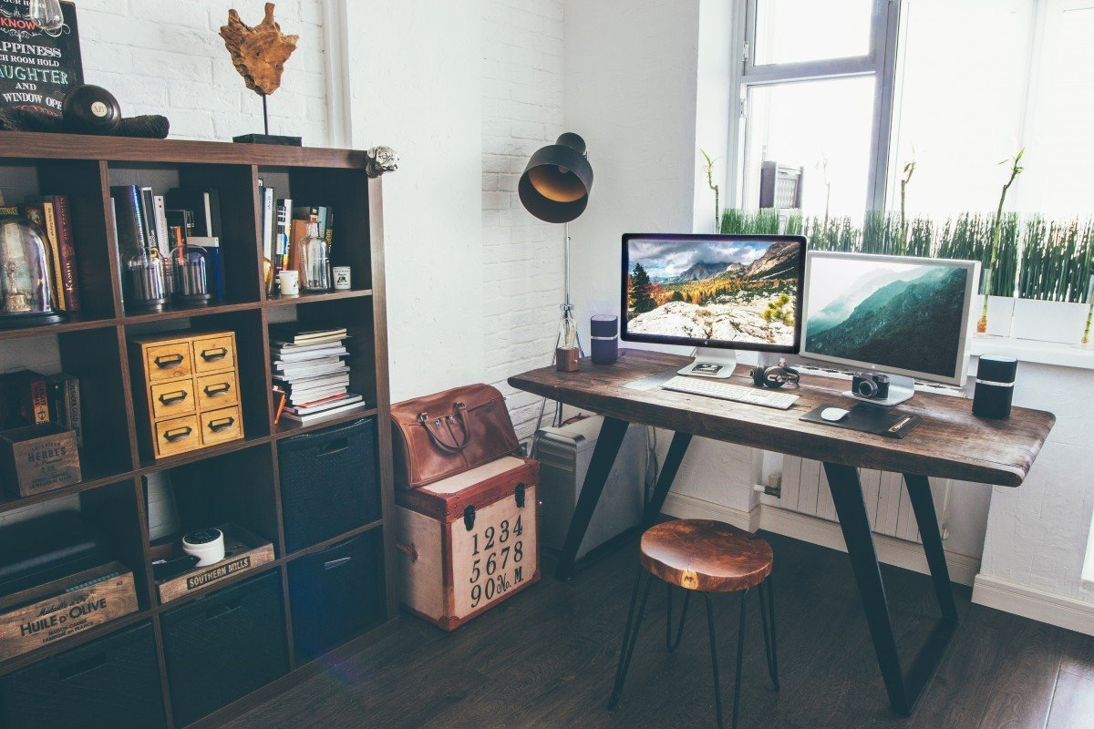 Tips For Creating A Home Office In A Small Space West Coast Self Storage