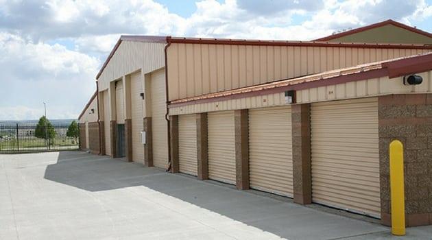 Broadmoor Storage Solutions 9335 Sandifur Parkway Pasco, WA 99301- storage units 5