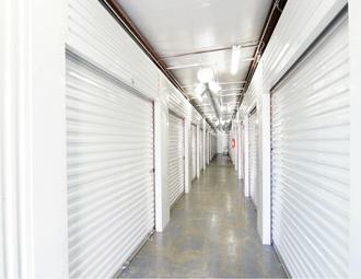 Heated storage units at Safeguard Self Storage Kent, WA