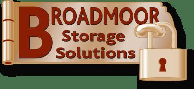 Broadmoor Self Storage Logo Pasco, WA