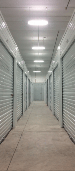 Heated storage units at Broadmoor Storage Solutions in Pasco, WA
