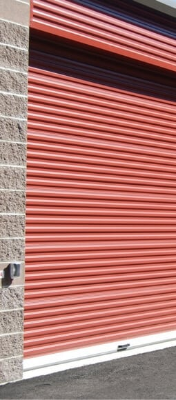 Drive up access storage at Federal Way Heated Self Storage