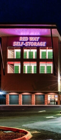 Red Way Self Storage 18024 Redmond Way, Redmond, WA 98052