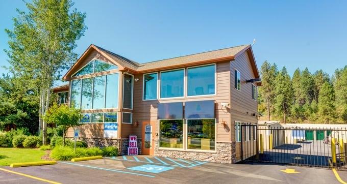 Storage Solutions on 4200 S Cheney Spokane Rd