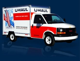 Uhaul truck rental Sound Storage of Mill Creek, WA