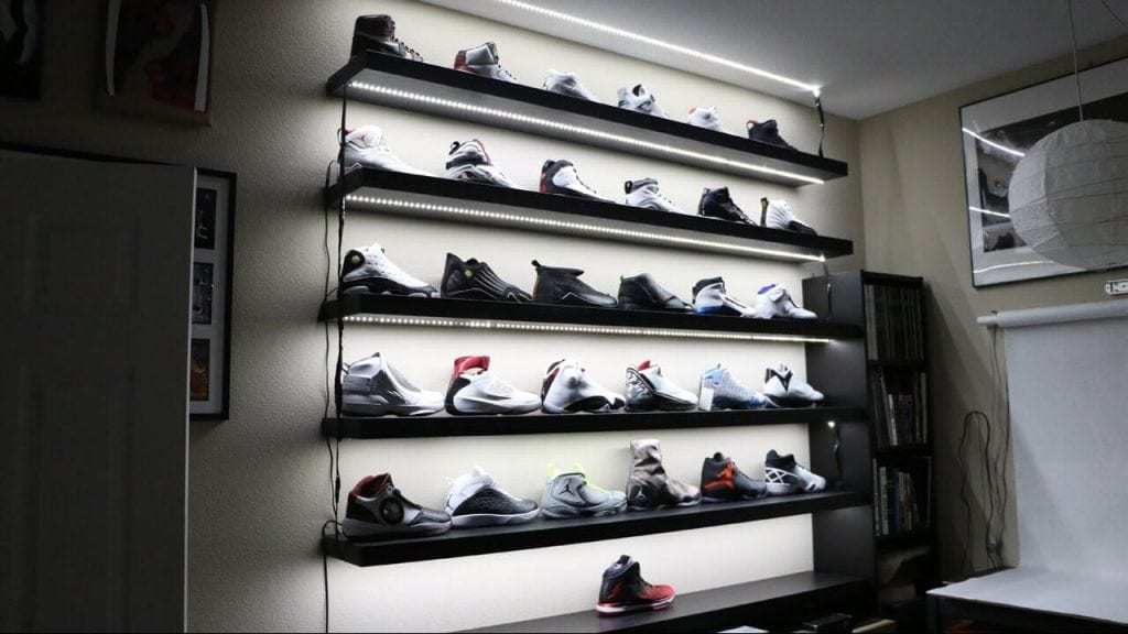 sneaker collection display-3