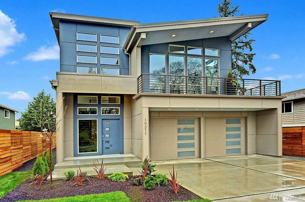 Home in Richmond Beach, Shoreline, WA Home-Courtesy NWMLS